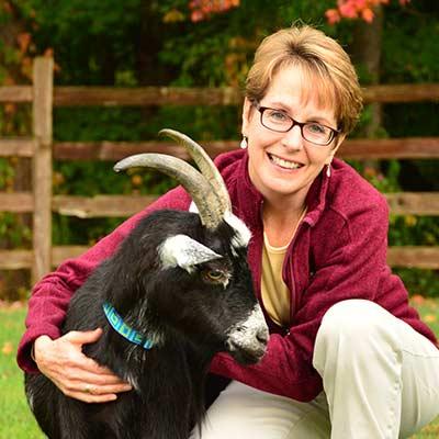 Eileen at Salmon Brook Veterinary Hospital